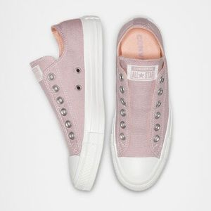 Converse Pink Chuck Taylor All Star Sneakers